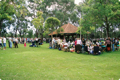 Three Springs Reunion - Kings Park